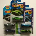 Hot Wheels 2013 Chevy Camaro Special Edition ZAMAC TREASURE HUNT + MORE