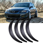 Fender Flares For Mazda 3 CLASSIC Mazdaspeed3 Wide Body Kit Extensions 35 90mm