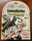 GARBAGE PAIL KIDS 2018 OH THE HORROR-IBLE COMPLETE 200 CARD SET + BOX + WRAPPER!