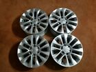 2014 2021 LEXUS GX460 18 FACTORY OEM WHEELS SET OF FOUR RIMS SUPER CLEAN