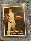 Mickey Mantle Rookie Cards and Memorabilia Buying Guide 7