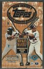 1996 Topps Series 1 Baseball Factory Sealed Unopened (Hobby) Wax Box (36 packs)