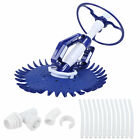 Automatic in Ground Pool Cleaner Suction Side Vacuum Generic Climb Pool Sweeper