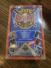 1992 Upper Deck Baseball Box - Factory Sealed - Find the Williams