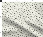 Arrows Boho Chic Native Pattern Spoonflower Fabric by the Yard