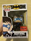 Funko POP! NYCC Exclusive Nightwing *Convention Sticker*