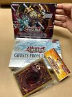 Yugioh Ghosts from the Past  Rage Of Ra 1st Ed Free Pack Of Sleeves