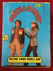 MORK and MINDY Trading Card Box - 36 Unopened Wax Packs - 1979 Topps Vintage
