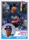 Ronald Acuna Jr. Rookie Cards Checklist and Gallery 54