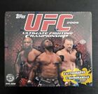 Tank Abbott and Herb Dean Autograph Cards from 5finity 12
