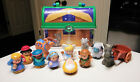 Fisher Price Little People On the Go Nativity Lunch Box Christmas Set