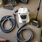 Vivenso pro aqua vacuum cleaner W attachments Tested Works