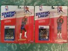 1988 KENNER STARTING LINEUP KNICKS MARK JACKSON AND GERALD WILKINS ACTION FIGURE