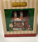 Lemax Christmas Cabin Village Piece Hawk Cabin Porcelain Lighted Building in Box