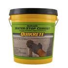 Quikrete Hydraulic Water Stop Cement 50 lb Pack of 1