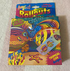 Vintage Lisa Frank Tropical Kissing Fish Rollouts Stickers