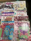 26 Quilting Magazines Quick Quilts Quilting and McCalls