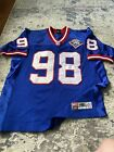 AUTHENTIC NEW YORK Jessie Armstead ANNIVERSARY JERSEY 48 Nike Authentic