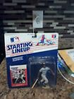 starting lineup 1988 Leon Durham Cubs Good - VG Condition will combine postage