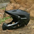 MTB Adults Cycling Helmet Detachable Full Face Road Downhill Bicycle adjustable