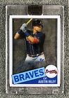 2020 Topps Clearly Authentic Baseball Cards 41