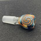 14mm Wig Wag Glass Slide Bowl 10 Made In The USA