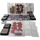 Bundle of Stamping Supplies Includes Stamp Sets Inks Acrylic Stamp Blocks