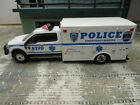 GREENLIGHT POLICE NYPD FORD F 350 DOUBLE CAB EMERGENCY SERVICE CUSTOM UNIT