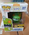 Reptar Glow In The Dark Entertainment Earth Exclusive Rugrats Funko Pop