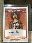 2019 Upper Deck Goodwin Champions Trading Cards 19