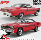 GMP 18941 118 1970 PLYMOUTH GTX THE MOD SQUAD RED