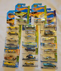 2 Lot of 23 Hot Wheels all are old Rrtro cars All different