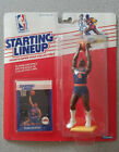 STARTING LINEUP RON HARPER 1989 NBA FIGURE & CARD UNOPENED CLEAR PLASTIC RARE