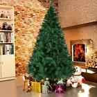 Green Christmas Tree Artificial 7 FT 1000 tips 210cm Undecorated PVC + Stand