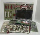 Hot Off the Press CHRISTMAS Holiday Cardstock Card Making Scrapbooking Kit