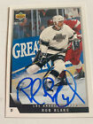 Rob Blake Cards, Rookie Cards and Autographed Memorabilia Guide 15
