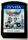 Gal Gun Double Peace Sony PS Vita Cartridge Only Shooter Game US Release