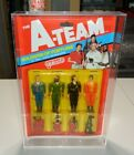 THE A TEAM BY GALOOB 4 PACK THIS SALE IS FOR ACRYLIC CASE ONLY NO TOYS
