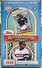 2020 TOPPS FINEST BASEBALL FLASHBACK HOBBY BOX! LOOK FOR TROUT, ACUNA AUTO 1 1