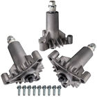 3x Blade Spindle W Bolts for Husqvarna CT130 LR12 532130794 130794 128285