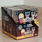 FUNKO MYSTERY MINIS DC SUPER HEROES & PETS HOT TOPIC EXCLUSIVE CASE OF 12 * HTF
