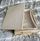 Large Soap Mold Rectangle Loaf Wooden Box Lid NEW BB Silicone Liner DIY Craft