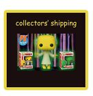 Funko Pop! The Simpsons:Mr. Burns (GITD) PreOrder Chase+Common collectors ship