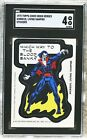 1975 Topps Comic Book Heroes Stickers 42