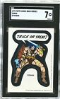 1975 Topps Comic Book Heroes Stickers 40