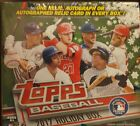 2017 TOPPS HOLIDAY BASEBALL BOX W AUTO RELIC JUDGE RC'S FACTORY SEALED