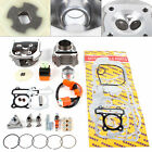 50mm Big Bore Cylinder Piston Kit for GY6 48 50cc Scooter Moped 1P39QMB 139QMB