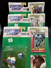 Lot Of (3) - 1993 Starting Lineup - Steve Young, Barry Sanders, Pete Stoyanovich