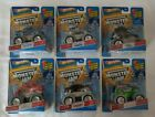 Hot Wheels 2013 Monster Jam 164 Special Holiday Edition set of 6 in package