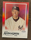 1st Unanimous HOF Selection! Top Mariano Rivera Cards 33
